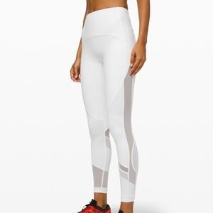 """Lululemon Clear The Court Tight 28"""""""